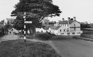 Benllech, Glanrafon Hotel c.1955