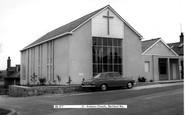 Benllech, St Andrew's Church c.1965