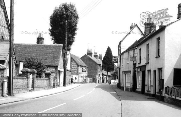 Benson, High Street c.1965