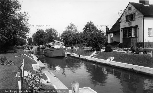 Benson, The Lock c.1960
