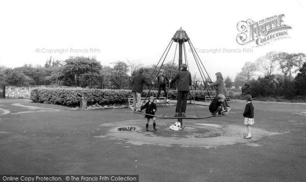 Photo of Bentley, Recreation Ground c1970