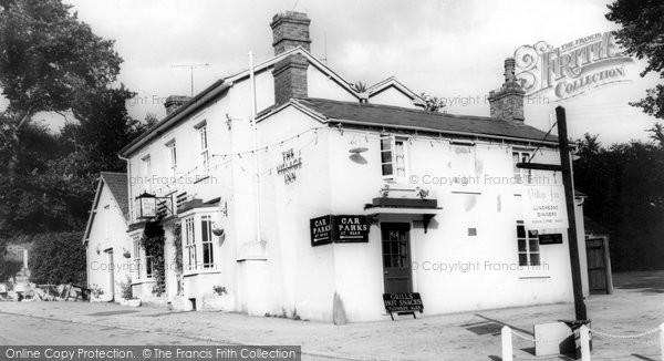 Beoley, Village Inn c.1965