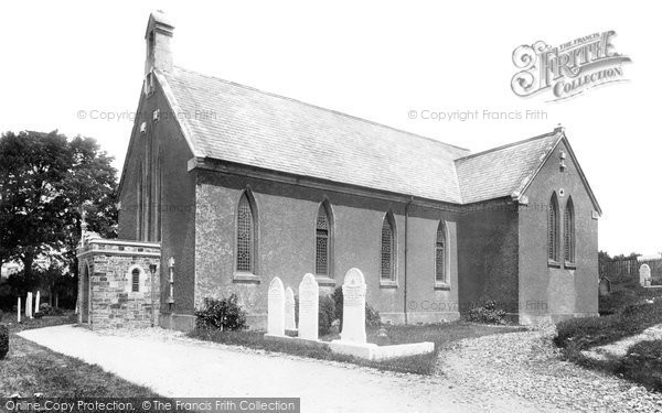 Bere Alston, Holy Trinity Church 1898