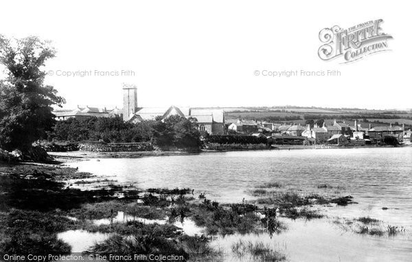 Bere Ferrers, And River Tavy 1898