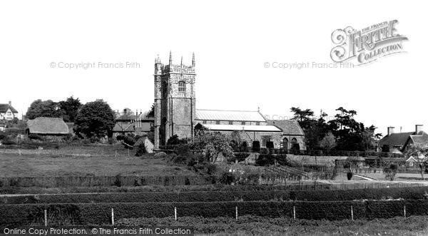 Bere Regis, St John The Baptist c.1950