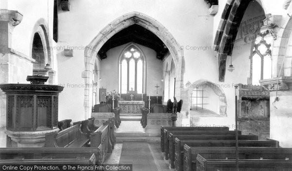 Bere Regis, St John The Baptist c.1960