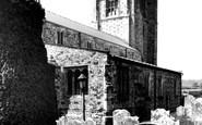 Bere Regis, St John The Baptist Church c.1960