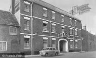 Berkeley, Berkeley Arms Hotel c.1955