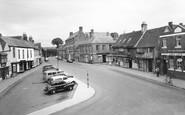 Berkeley, Market Place c.1960
