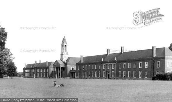 Berkhamsted, Ashlyns School c.1955