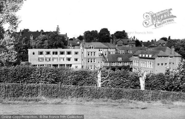 Photo of Berkhamsted, School for Girls c1955