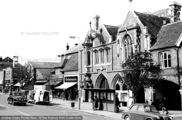 Berkhamsted, The Town Hall c.1965