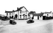 Berrow, Berrow Hotel c.1955