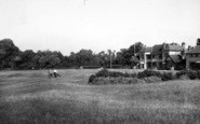 Berrow, Golf Club House c.1960