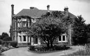 Berrow, St Christopher's School c.1955