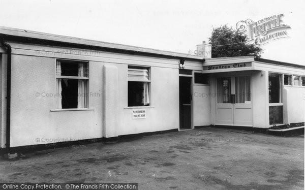 Berrow, The Club, Yew Tree Caravan Park c.1960