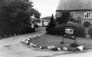 Berrow, The Entrance, Yew Tree Caravan Park c.1960