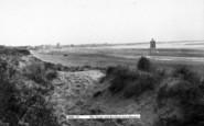 Berrow, The Sands And Burnham c.1955