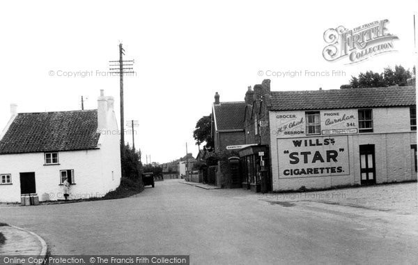 Berrow, The Village c.1955