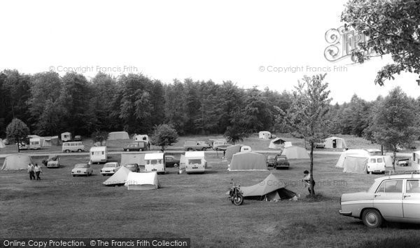 Berry Hill, Forest Park Camp c.1965