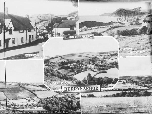 Berrynarbor, Composite c.1960