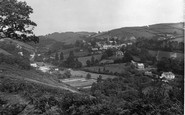 Berrynarbor, Looking Seawards 1934