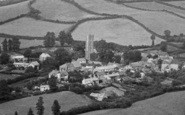 Berrynarbor, St Peter's Church 1911