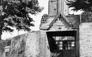 Berrynarbor, St Peter's Church 1940