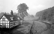 Bersham, Bridge House 1953