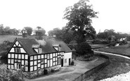 Bersham, Bridge House c1936