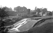 Bersham, Mill Stream c.1960
