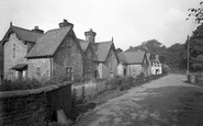 Bersham, Mill Terrace 1953
