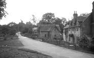 Bersham, Mill Terrace c.1936