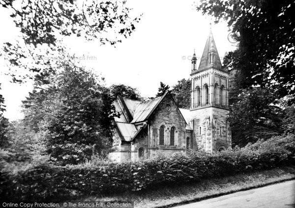 Bersham, The Church 1952