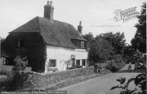 Berwick, Drusilla's Park, The Cottage c.1955