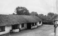 Berwick, Drusilla's Park, The Tea Barn c.1965