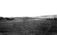 Berwick-Upon-Tweed, Distant View c.1960