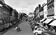 Berwick-Upon-Tweed, Marygate 1954