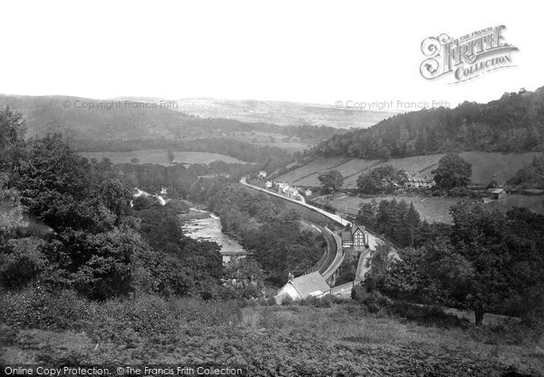 Berwyn, From Above The Station 1914