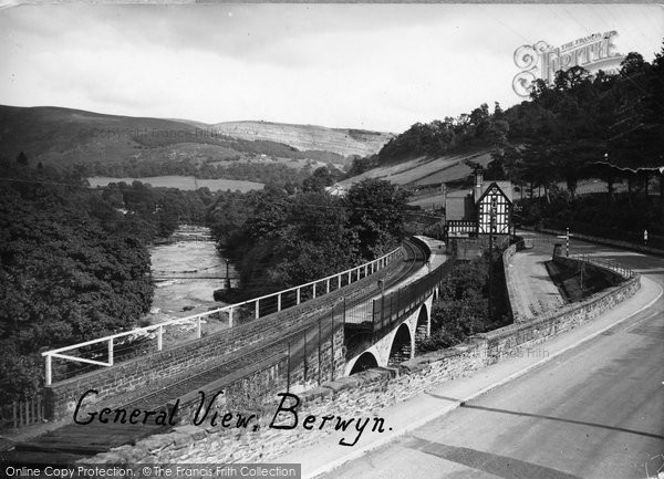 Berwyn, General View c.1935