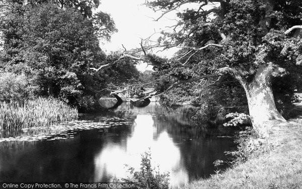 Betchworth, Bridge 1906
