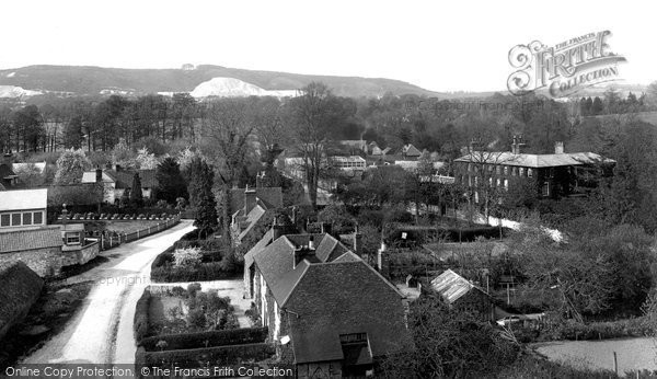 Betchworth, From The Church 1900