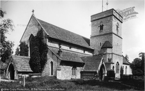 Betchworth, St Michael's Church 1886