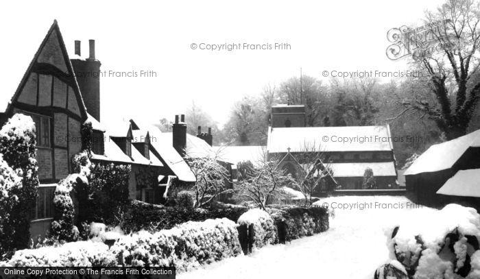 Betchworth, Village And Church c.1939