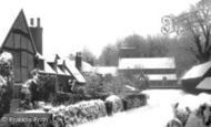 Betchworth, Village And Church c.1939
