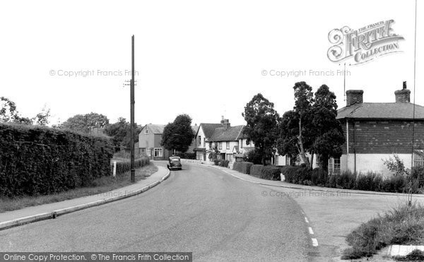 Photo of Bethersden, Forge Corner c1955