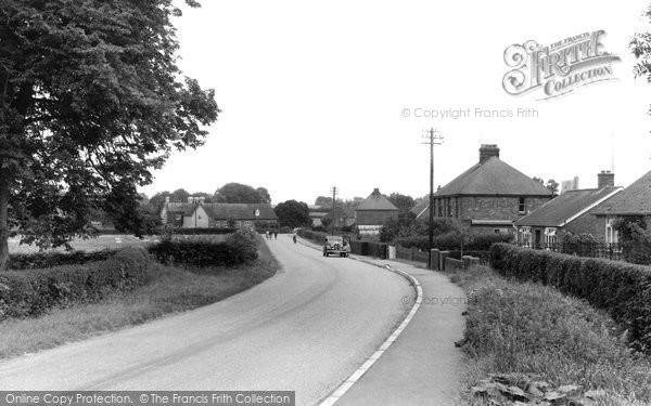 Bethersden, School Road c.1955