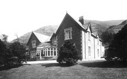 Betws Garmon, C.E Holiday Home, Plas y Nant c1930