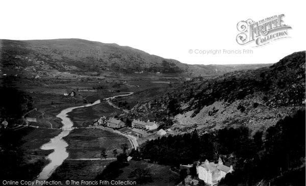 Betws Garmon, General View c.1930
