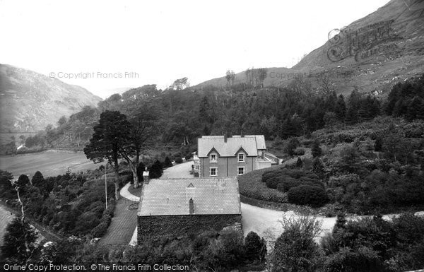 Betws Garmon, House And Grounds, Plas Y Nant c.1930